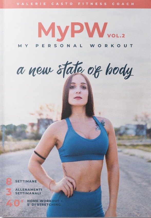 MY PERSONAL WORKOUT vol.2